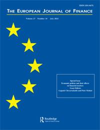 Vydáno speciální číslo European Journal of Finance